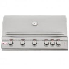 Blaze 40-Inch 5-Burner Built-In Gas Grill - 134-BLZ-5