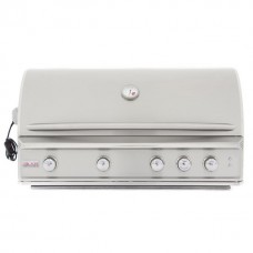 Blaze Professional 44-Inch 4-Burner Built-In Grill With Rear Infrared Burner - BLZ-4PRO