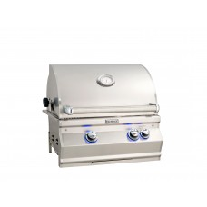 """Aurora A430i 24"""" Built-In Grill with Analog Thermometer"""