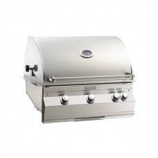 """Aurora A790i 36"""" Built-In Grill with Analog Thermometer"""
