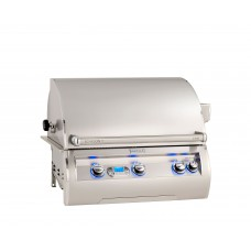 """Echelon E660i 30"""" Built-In Grill with Digital Thermometer"""