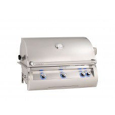 """Echelon E790i 36"""" Built-In Grill with Analog Thermometer"""