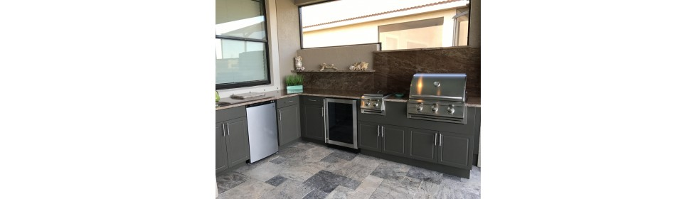 Outdoor kitchen 10