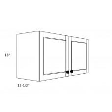"W3018----30"" wide 18"" high 2 doors Wall Cabinet"
