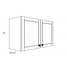 "W3621----36"" wide 21"" high 2 doors Wall Cabinet"