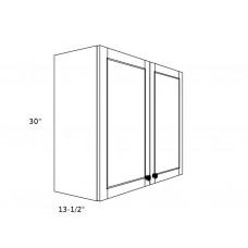 """W2430----24"""" wide 30"""" high 2 door Wall Cabinet"""