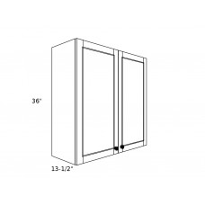 "W2736----27"" wide 36"" high 2 doors Wall Cabinet"