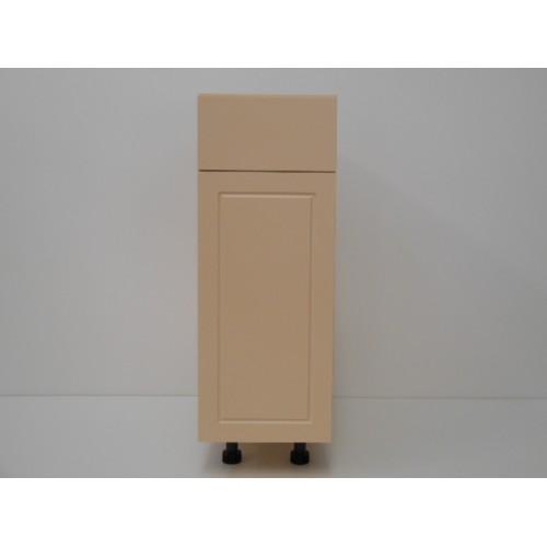 Poly gb1227 12 wide grill base 1 door cabinet for 12 wide door