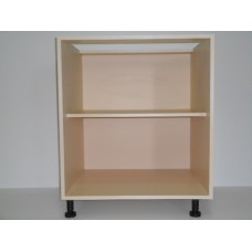 "POLY-OB2430----24"" wide Open Base Cabinet"