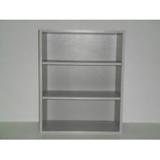 "POLY-OW1230----12"" wide 30"" high Open Wall Cabinet"