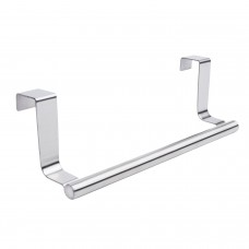 "Stainless Steel Towel Bar 9""-Door Hung"