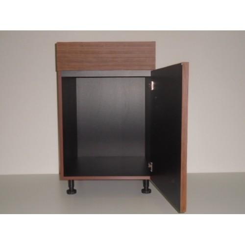 Kast sb15 15 wide sink base 1 door cabinet for 15 inch wide closet door